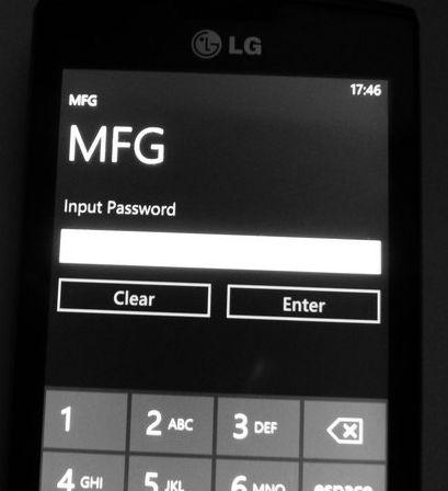 [TUTO LG OPTIMUS 7] Unlock permanent P1000501f