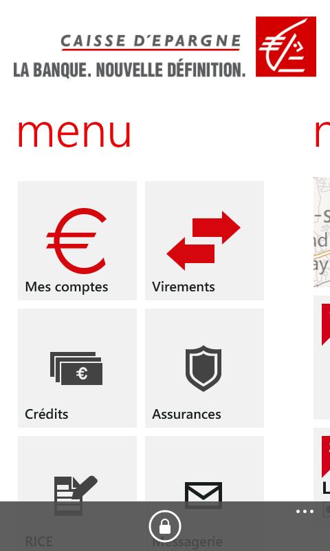 Smartphone France Windows Edition La Caisse D Epargne Lance Son