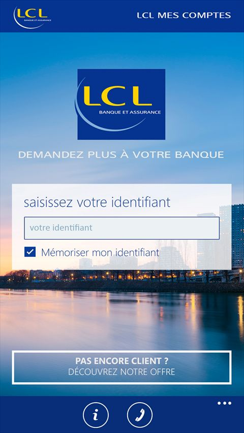 Smartphone France Windows Edition Lcl S Invite Officiellement Sur