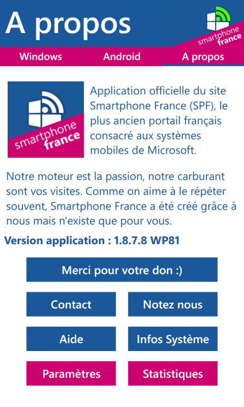 Smartphone France Windows Edition Windows Phone 8 1 Mais Quel
