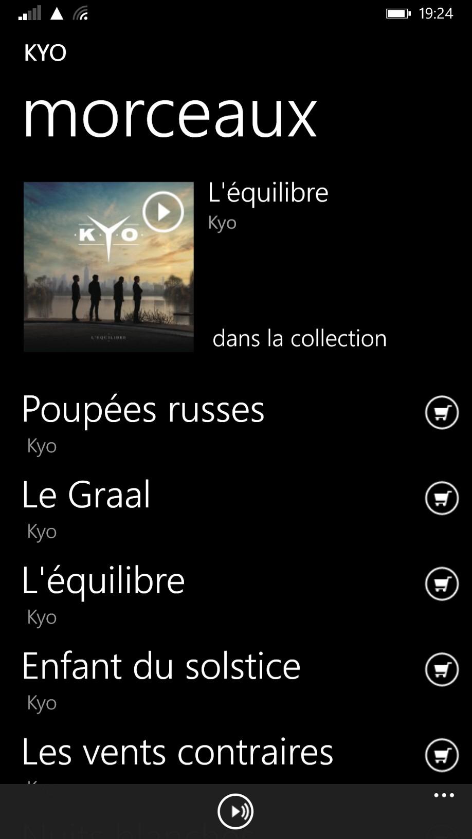 GRATUIT TÉLÉCHARGER LEQUILIBRE ALBUM KYO